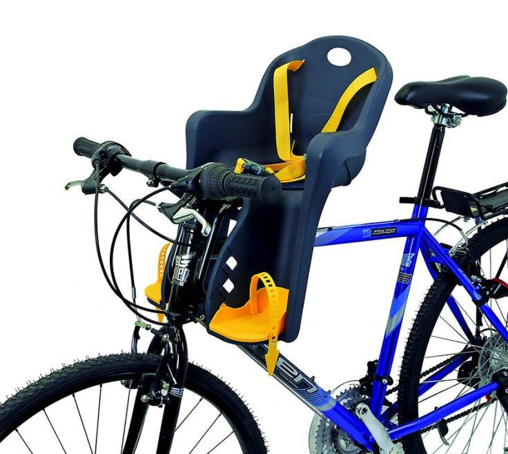 Детское сидение для велосипеда